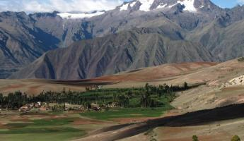 Heading back to Cusco: A final panorama