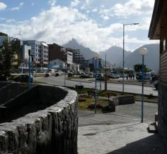 Ushuaia, before we embark