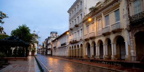Cuenca - a beautiful colonial city