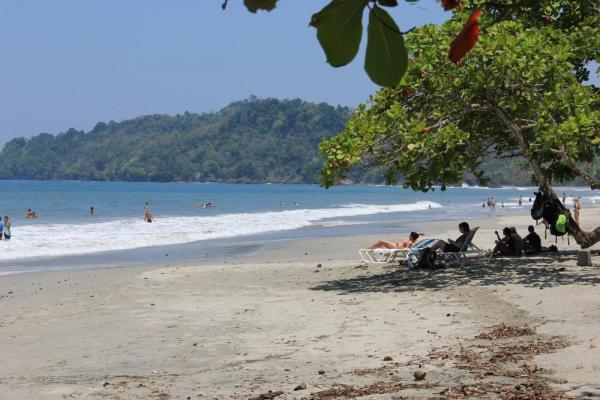 Manuel Antonio Park in Costa Rica