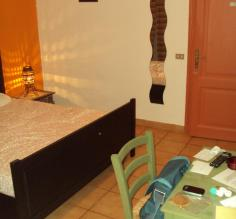 Our room in Rome