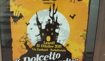 They celebrate Halloween in Italy too!