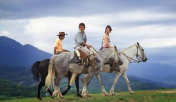 Horseback Riding near San Lorenzo