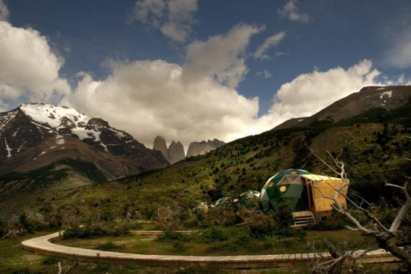 Explore Torres del Paine from Ecocamp