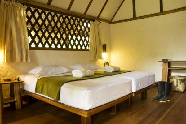 Comfortable suites await you at Hacienda Concepcion
