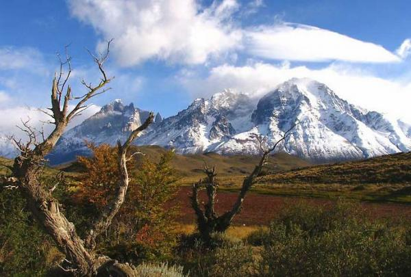 Explore the stunning beauty of Patagonia