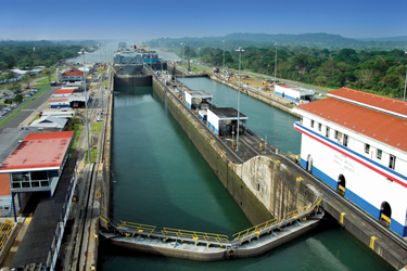 Transit the Panama Canal