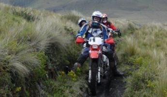 Our epic motorcycling trip in Peru