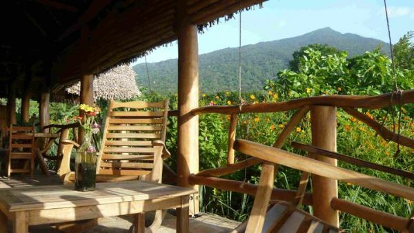 Relax in the serenity of Totoco Ecolodge