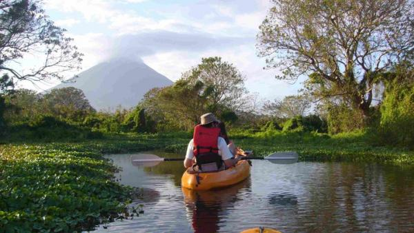 Numerous activities await on Ometepe Island