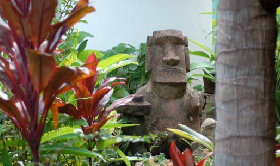 Explore Easter Island from your family-run hotel