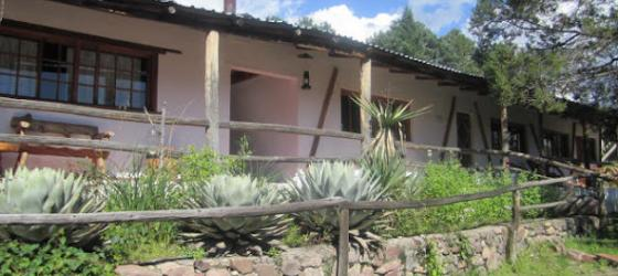 Venture off the beaten path at the Copper Canyon Sierra Lodge