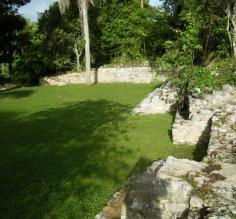 Maya Ruins at Pook\'s Hill