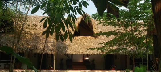 Evoking Mayan history, enjoy a stay at Boutique Hotel Quinta Chanabna