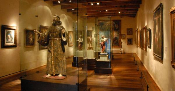 Take time to explore the onsite Museum