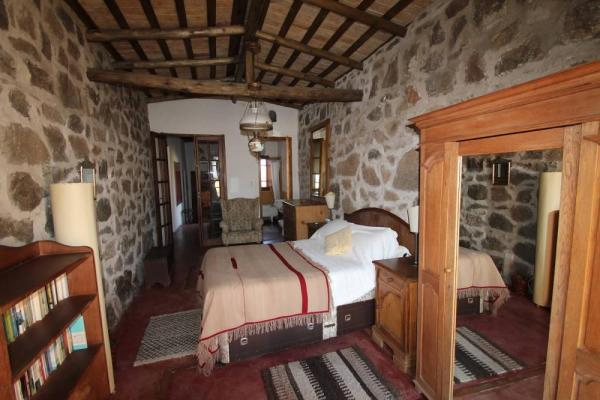 A variety of rooms are available, all steeped in Argentina\'s history