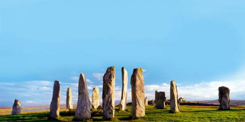 Visit the Callanish Stones, erected around 3000 BC