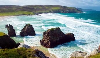The rugged shores of the Hebrides are yours to explore