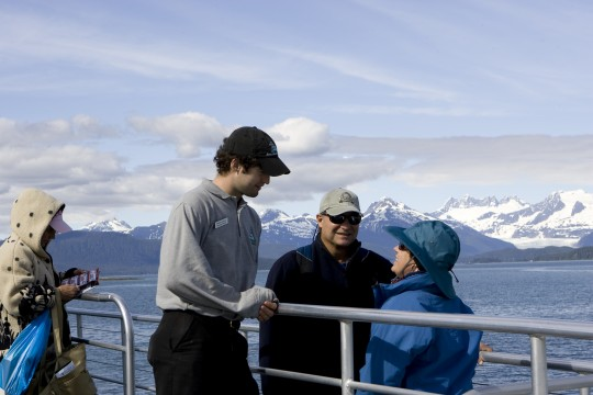 Hospitable and knowledgeable staff and expedition leaders ensure a fantastic experience