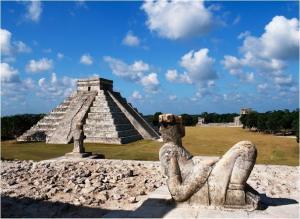 Chichen Itza Maya ruins