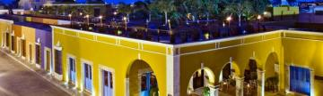 Welcome to the Hacienda Puerta Campeche, your luxurious accommodation in the Yucatan