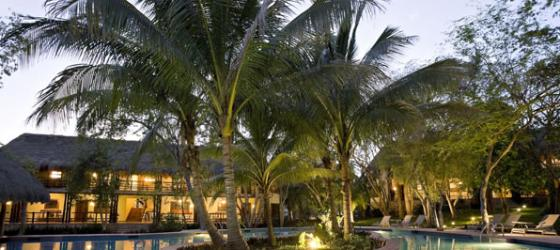 Experience the luxurious Lodge at Uxmal