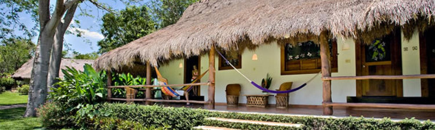 Experience a warm welcome at the Lodge at Chichen Itza