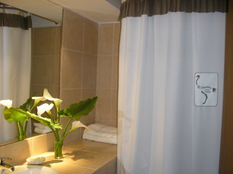 Rooms have private ensuite bath facilities