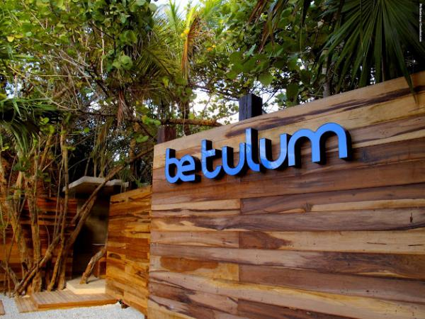 Be Tulum Hotel - your oasis in the Yucatan