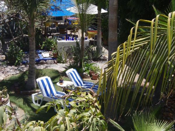 Stay at El Angel Azul on your next trip to La Paz