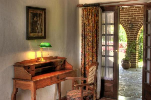Experience the ambiance of a historical hacienda with a stay at Todos Santos Inn