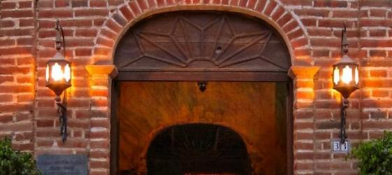 Todos Santos Inn, the only historic hacienda accommodations in Todos Santos