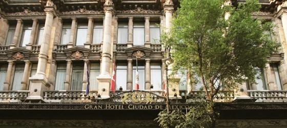 Welcome to the Gran Hotel Ciudad de Mexico