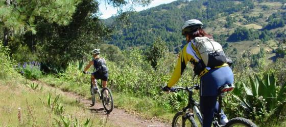 Chiapas Mountain Biking