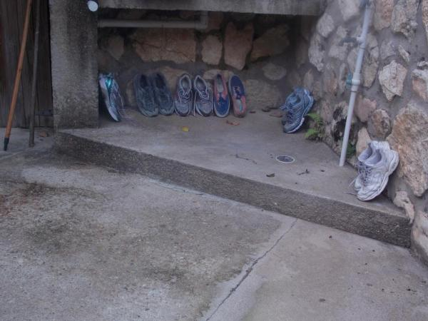 ATM Cave Shoe Offering at Pooks Hill