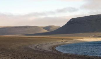 Relish the open spaces of Beechey Island on your Arctic cruise