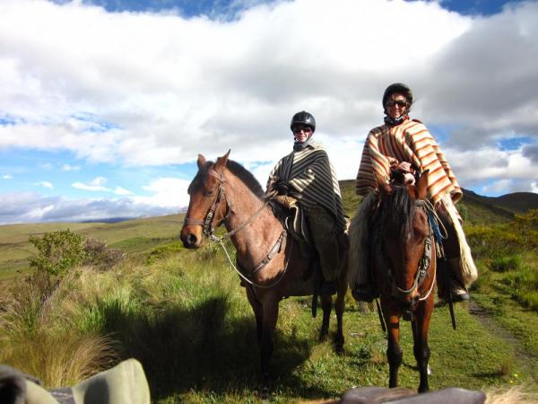 Horseback riding - La Chagras Way