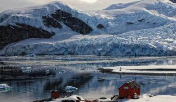 Visit remote outposts on an Antarctic voyage