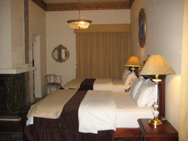 Our beautiful room at Mansion del Angel