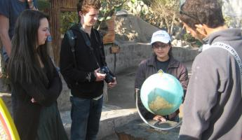 Learning more about time at the Equator