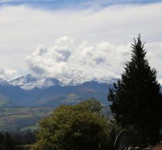 Looking at Cotopaxi
