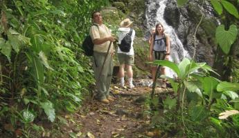 Waterfalls galore on a Panama and Costa Rica cruise
