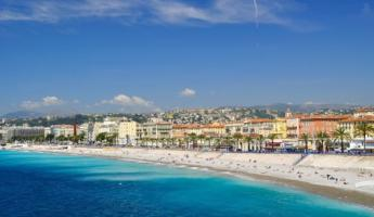 The Queen of Cote d'Azure - Nice, France