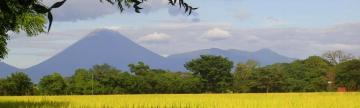 Gorgeous landscapes in Nicaragua