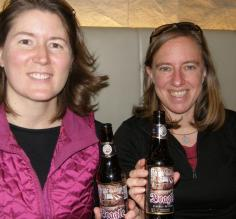 Erin and Nancy discover the Beagle Stout