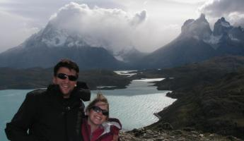 Our honeymoon escape to Chile