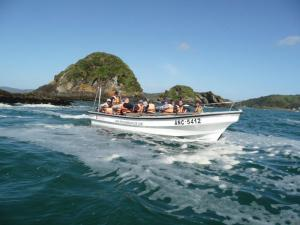 Chiloe Island Adventure boat tour