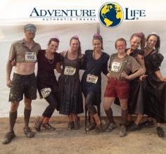 Our team of Adventure Lifers!