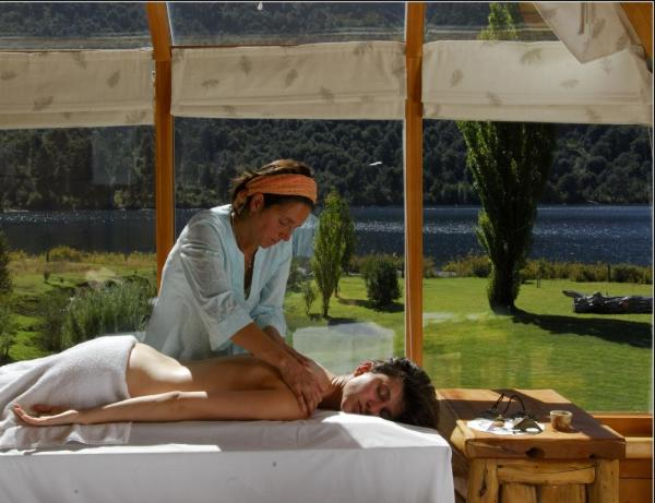 Enjoy some pampering with a skilled massage