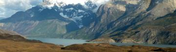 Breathtaking view of Torres del Paine